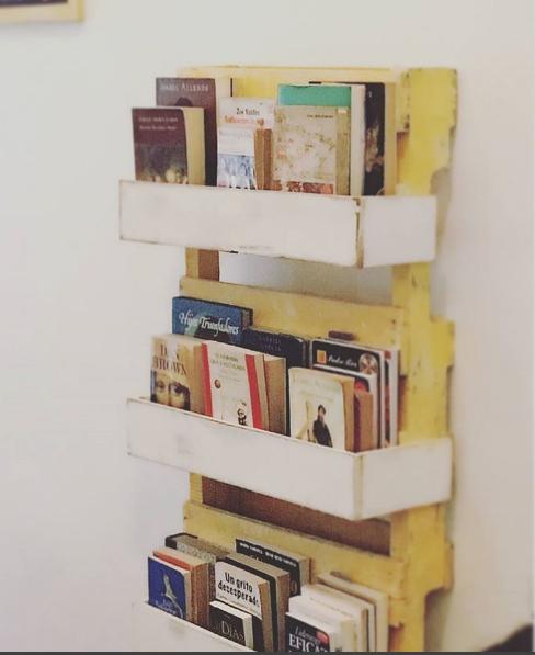 Abierta ya, primera biblioteca de intercambio