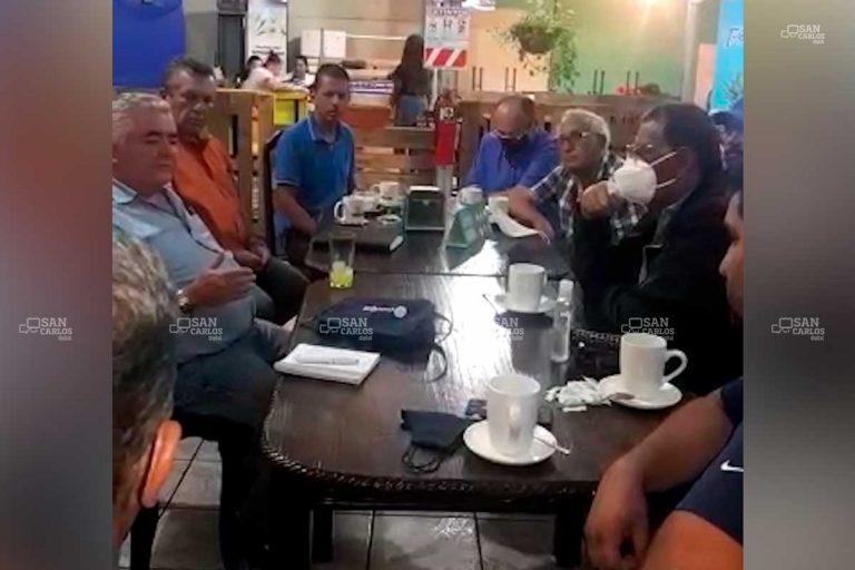 Alianza Demócrata inicia organización en San Carlos con miras a 2022